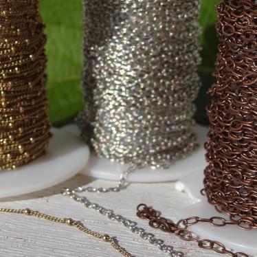 Mi jellemzi a Virradat ékszerek fém részeit?